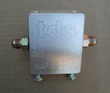 TDS - Fuel Filter Adapter, Billet, Spin-On, Jeep, Rod, Muscle Car, USA Made!