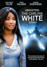 ABDUCTED - THE CARLINA WHITE STORY - TRUE STORY - WIDESCREEN DVD -SHIPS NEXT DAY