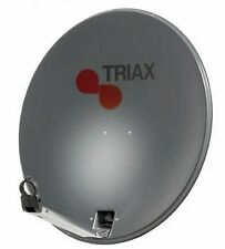 SATELLITE DISH BEND ARM 80CM POLE MOUNT TRIAX FREESAT NC+ CYFROWY POLSAT SKY