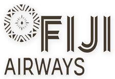 "Fiji Airways Logo Fridge Handmade Magnet 3.25""x2.25"" Collectibles (LM14098)"