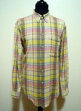 CULT VINTAGE '80 Camicia Uomo Cotone Cotton Man Shirt Sz.M - 48
