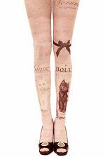 Medias gatito princesa lolita fashion originales diferentes tipo leggins