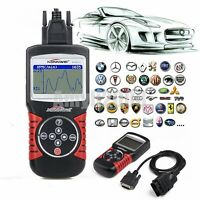 KW820 Car Scanner EOBD OBD2 OBDII Diagnostic Live Code Data Reader Check Engine