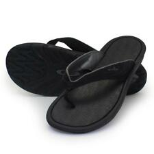 Oakley LOWLA 2 Black Size 10 US Womens Girls Casual Beach Sandals Flip Flops
