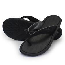 Oakley LOWLA 2 Black Size 11 US Womens Girls Casual Beach Sandals Flip Flops