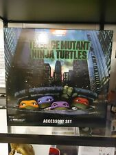 Neca Tmnt Movie Accessory Pack Limited