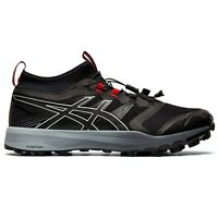 Asics Fujitrabuco Pro Mens Trail Running Trainer Shoe Black - UK 10.5