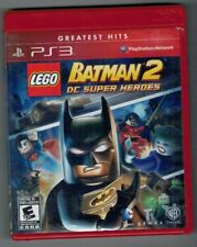 LEGO BATMAN 2 DC SUPER HEROES PS3 PLAYSTATION 3  bat man two