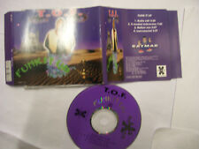 T.O.F. [Clifton Reumel] Funk It Up – 1994 Dutch CD Maxi-Single  – Euro House