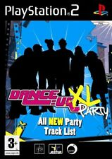 Dance UK XL Party Game (PS2), PlayStation2,Playstation 2   Good, FREE & FAST Del