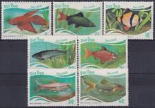 F-EX25374 VIETNAM MNH 1987 SEA MARINE WILDLIFE FISH PECES REEF CORAL.
