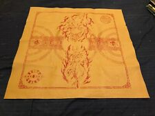 Ophidian ARG 2-Player PlayMat Dragon Ball Super Tan w/ Red Ink NEW Play Mat
