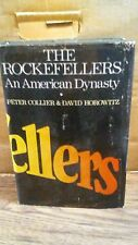 The Rockefellers by David Horowitz and Peter Collier (1976, Hardcover)(B-71H)