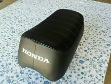HONDA Z50 COMPLETE SEAT SPLIT SEAM BRAND NEW FIT 1968 TO 1971(#1)