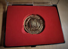 Walt Disney Uncle Scrooge´s Number One Dime Coin -rare- German limited edition