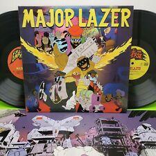 Major Lazer Free the Universe Original 2013 Secretly Canadian Recrods SC-292 2LP