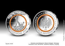 Subtropische Zone 2018 ST Oranger Polymerring Prägestätte D München Deutschland