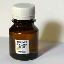 #UK Thinner Diluent for Luster Lustre Precious Metals Gold Silver Platinum