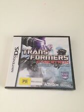 Transformers War for Cybertron Deceptions - DS, Australian Release, New & Sealed