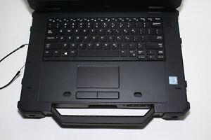 Dell Latitude 14 7414 Rugged Extreme Laptop i7-6600U 32GB 2TB SSHD A-GPS 4G LTE