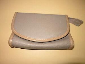 Avon Tan Cosmetic Bag
