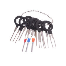 11x Car Terminal Remover Tool Wiring Connector Extractor Extractor Pin VP