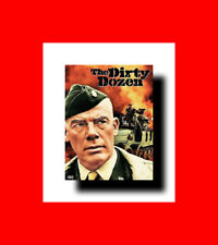 DVD-THE DIRTY DOZEN-WW2 WWII WORLD WAR WW 2 II POW OSS ADSEC MILITARY AIRBORNE D