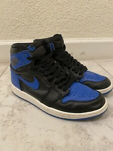 Size 9 - Jordan 1 Retro High OG Royal 2017