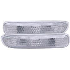 ANZO SIDE MARKERS CLEAR for 99-01 BMW 3 SERIES E46 4DR # 511024