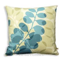 Harlequin Scion Lunaria Designer Fabric Blue Beige Sofa Cushion Pillow Cover