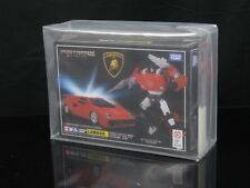 Transformers MP-12+ Masterpiece Sideswipe Cartoon Colors [Graded AFA 90] Takara