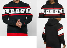 Nike Air Jordan Fleece Men's Pullover Hoodie / Sweatshirt BQ5651-010 M or L