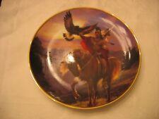 Spirit Of The East Wind Western Heritage Museum Plate #J7909 Hernon Adams