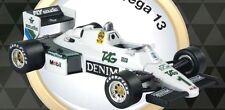 Legends Of Fórmula 1 Colección de Metal 1983 Williams FW08C #1 Keke Rosberg GL09