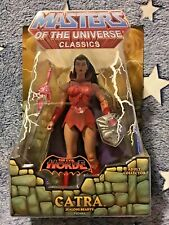 CATRA MOTU POP MASTERS OF THE UNIVERSE CLASSICS ACTION FIGURE MOC  MATTEL