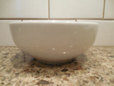 Pillivuyt COUPE Cereal Bowl from Williams-Sonoma White Porcelain France NEW