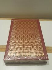 EASTON PRESS THE ILIAD OF HOMER  LEATHER BOUND SEALED