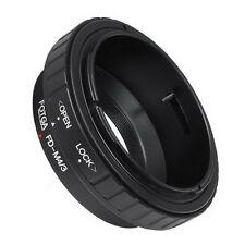 FOTGA Canon FD FL Lens to Micro M43 M4/3 Adapter Panasonc GH3 GF5 GF6 E-P1、E-PL1