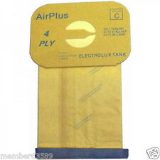 CANNISTER VACUUM CLEANER BAG 100 ELECTROLUX Style C  4ply