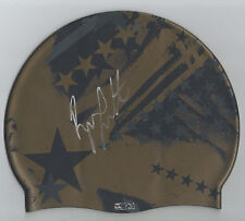 Ryan Lochte *USA OLYMPIC SWIMMER* Signed Speedo Swim Cap R2 COA GFA PROOF!