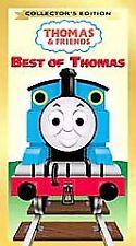 Thomas the Tank Engine - Best of Thomas (VHS, 2001)