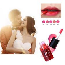 Korean Long Lasting Lipstick Liquid Lip Stain Gloss Blusher Water Tint Makeup