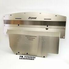 ZSpeed G35 Aluminum Engine Splash Shield Guard Under Tray The Best!