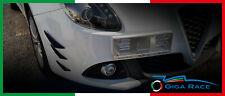 accessori alfa romeo giulietta sottoparaurti splitter anteriore abs tuning
