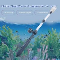 Londafish Electric Fish Tank Vacuum Cleaner Syphon Operated Gravel Water Filter