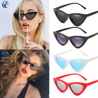 Fashion Classic Cat Eye Sunglasses Men Women Retro Summer UV400 Shades Eyewear