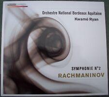 RACHMANINOV Symphony 2 KWAME RYAN Orchestre National Bordeaux Aquitaine MIRARE