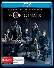 The Originals : Season 2 (Blu-ray, 2015, 3-Disc Set)