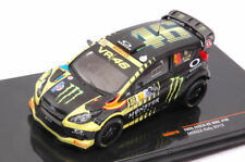 Ford Fiesta Rs Wrc #46 Rally Monza 2013 Rossi / Cassina 1:43 Model IXO MODEL