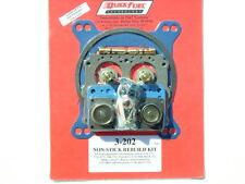 Quick Fuel 3-202 Holley Carb Carburetor Double Pumper 4150 Rebuild Kit NEW